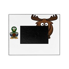 Duck Duck Moose White Picture Frame
