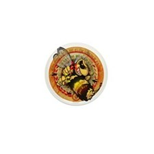 5 tracker jacker hunger games gear uni Mini Button