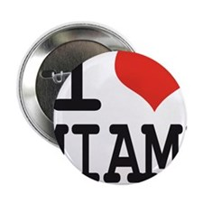 "I love Miami 2.25"" Button"