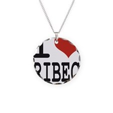I love Tribeca Necklace