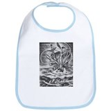 Giant Squid vs. Pirates b/w Bib