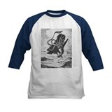 Giant Squid vs. Sperm Whale Tee