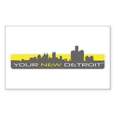 Cute New your city Decal