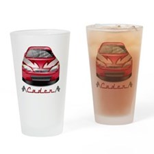 Caden car2 Drinking Glass