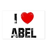 I * Abel Postcards (Package of 8)
