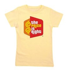 price_is_right_logo Girl's Tee