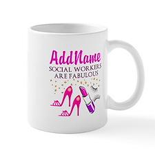 #1 SOCIAL WORKER Mug