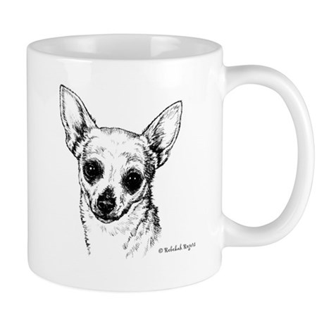 Happiness is a Chihuahua Mug       