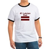 #1 Latvian Dad T