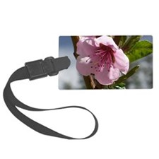 flower-horz-24 Luggage Tag