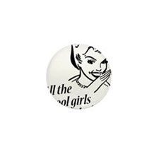 coolgirlsEXTRAS Mini Button