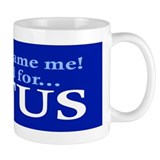 Don't Blame Me, I voted for Titus Mug