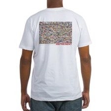 Avatars T-Shirt (Fitted)