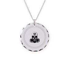 zombie outbreak tactical uni Necklace