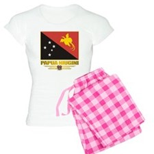 Papua New Guinea (Flag 10)2 Pajamas