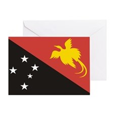 Papua NG (Laptop Skin) Greeting Card