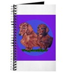 Long Haired Dachshunds Journal