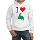 Cute Newfoundland Jumper Hoody