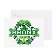 Bronx Irish Greeting Cards (Pk of 10)