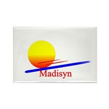 Madisyn Rectangle Magnet (10 pack)