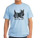 Scottish Terrier Attitude T-Shirt