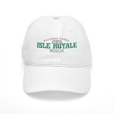 Isle Royale 3 Baseball Cap