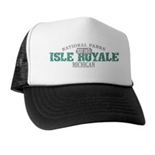 Isle Royale 3 Trucker Hat