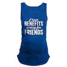 Benefits Maternity Tank Top