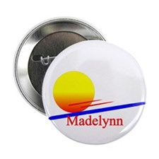 "Madelynn 2.25"" Button (100 pack)"