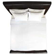 Grooms father(blk) King Duvet