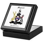 Family Crest Keepsake Box
