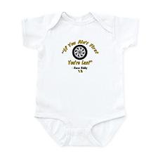 Taladega-Reese Bobby Infant Bodysuit