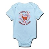 Love My Bobtail Infant Bodysuit