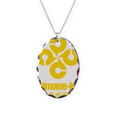 Shimane-ken (flat) yellow Necklace