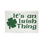 It's an Irish Thing Rectangle Magnet (10 pack)