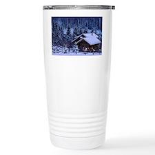 I'm dreaming of a white Christm Ceramic Travel Mug