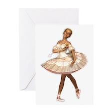 littleballerina Greeting Card