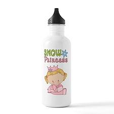 snow princess baby Water Bottle