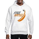 Free Wings Hooded Sweatshirt