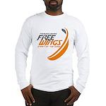 Free Wings Long Sleeve T-Shirt