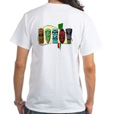 Five Tiki T-Shirt