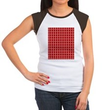 ff anchor on red Tee