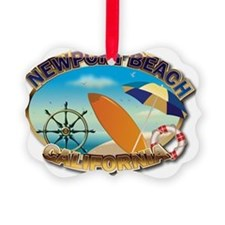 CA NB Ornament