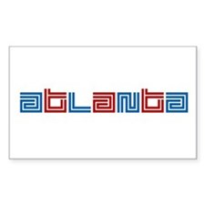 ATL SUPREME Rectangle Decal