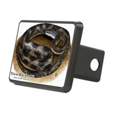 Texas Rat Snake Hitch Cover