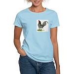 Blue OE Cock Women's Light T-Shirt