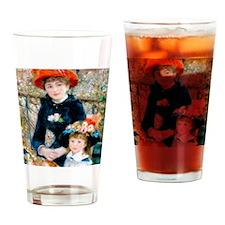NC Renoir 2Sisters Drinking Glass