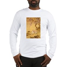 Alert Fawn Long Sleeve T-Shirt