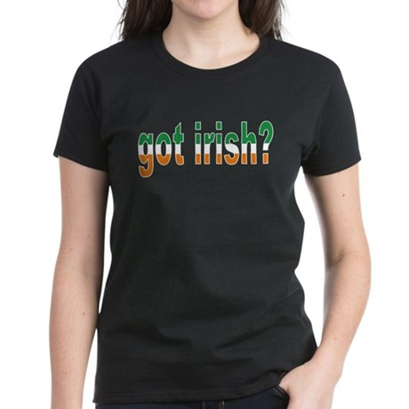 Got Irish Women's Dark T-Shirt
