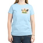 Blue-tail Buff OE Women's Light T-Shirt